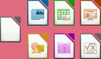 ikony pakietu Libre