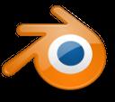Blender 2.70 logo
